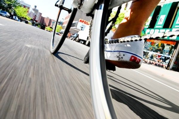 NYC by Bike | Tom Olesnevich