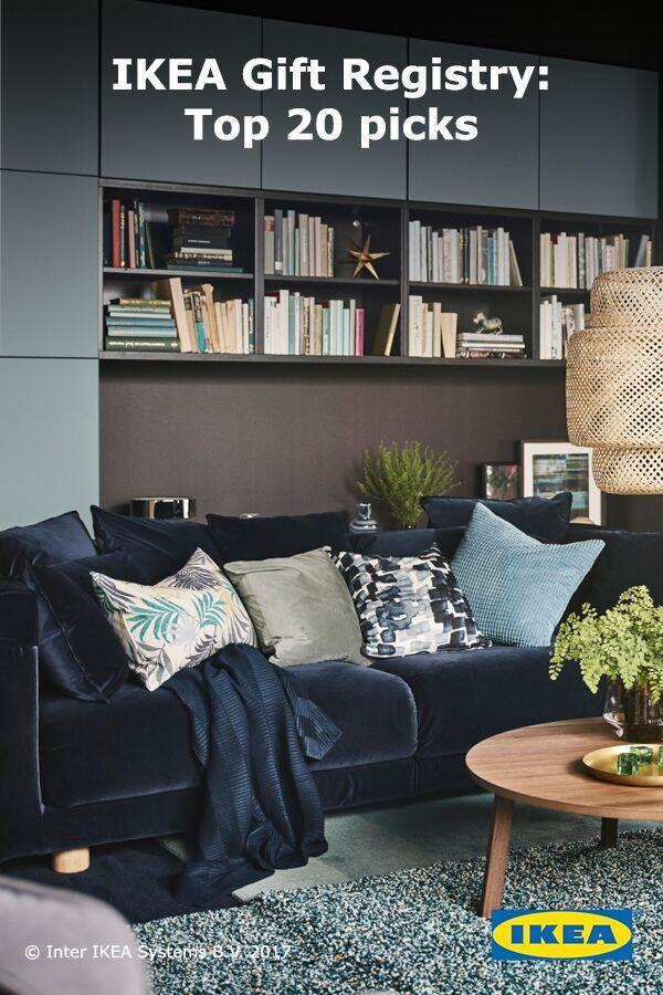 IKEA Gift Registries make it easy for