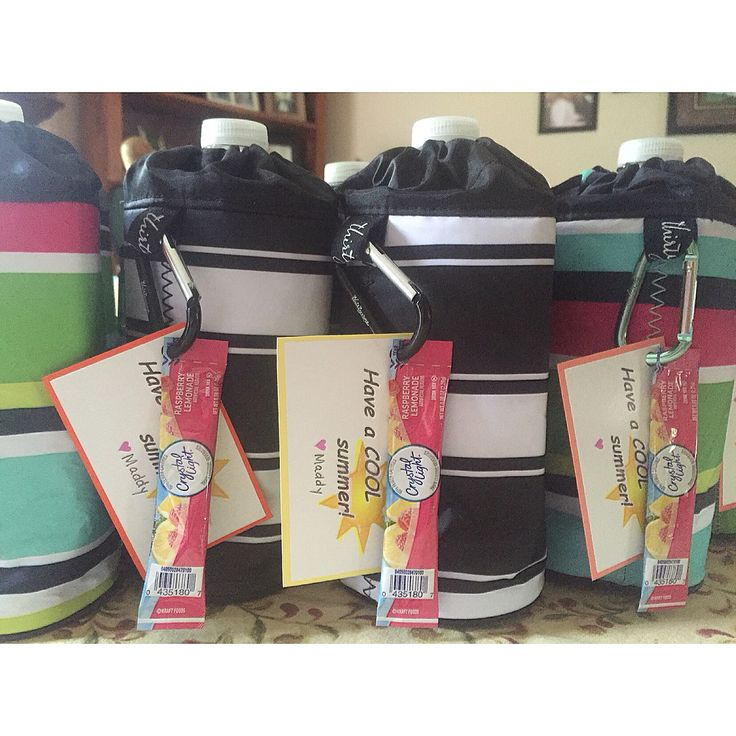 These were a hit! Thirty-one gifts bring-a-bottle thermal. #thirtyonegifts