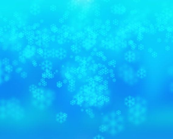 Snowflakes Bokeh. Ice Blue. For by SimonSaltPhotography on Etsy