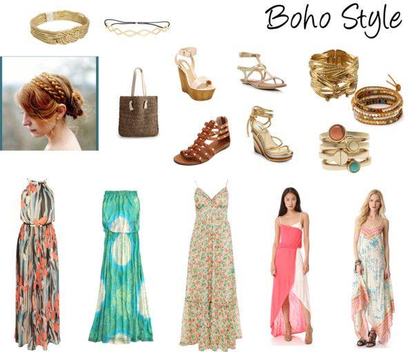 Senior Style – {Boho Style}