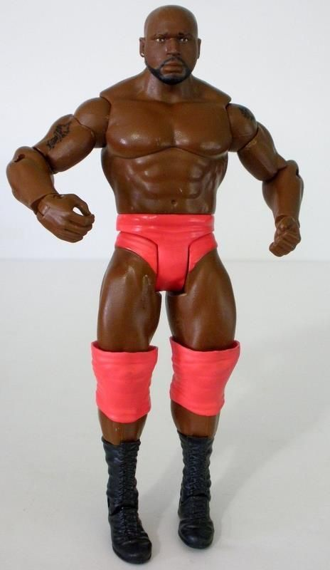 2011 Mattel WWE Ezekiel Jackson Action Figure #Mattel