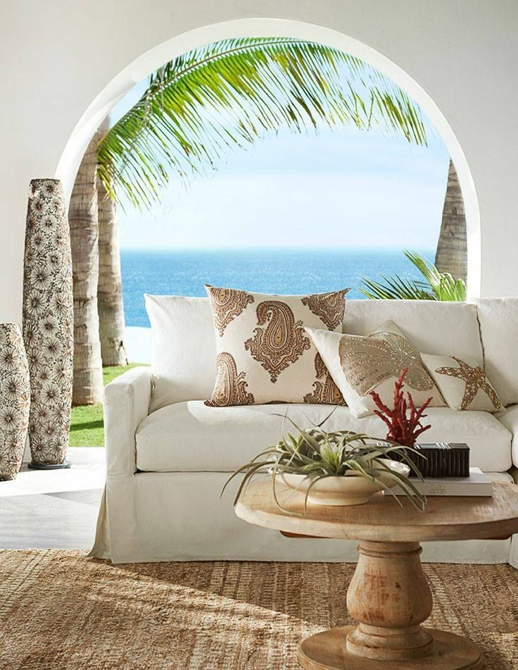On Pinterest Coastal Style Coastal Living Rooms And Beach Houses