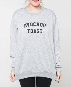Avocado Toast Sweatshirts Unisex size, Unisex Sweatshirts
