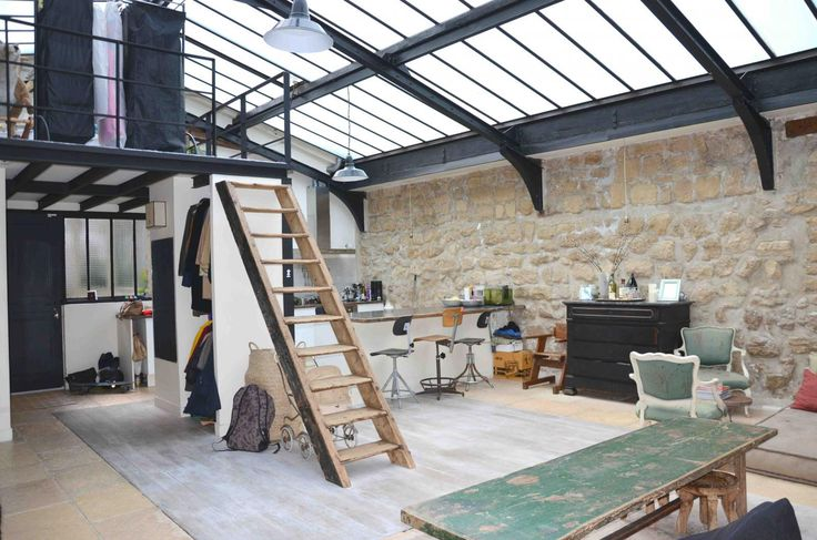 Un loft atelier à Paris | PLANETE DECO a homes world