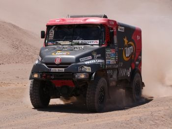 Tatra Jamal Team Bonver Dakar Project '2014–pr.