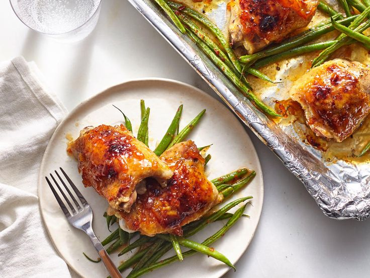 Make Orange Chicken that's cheaper, fresher, and more delicious than Chinese take-out. Believe it or not, all you need is sheet pan to...