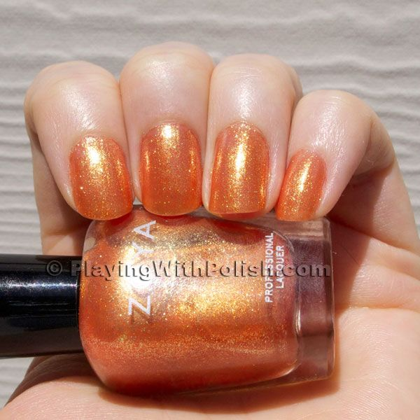 Zoya Tanzy - BN Mini or swatched full sizeZoya Tanzy