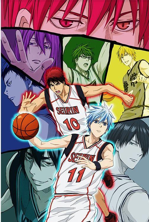 Kuroko's Basketball - mochiron da yo ne!