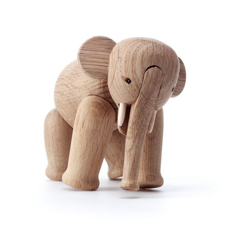 Elefant, Kay Bojesen - Kay Bojesen - Kay Bojesen - RoyalDesign.no