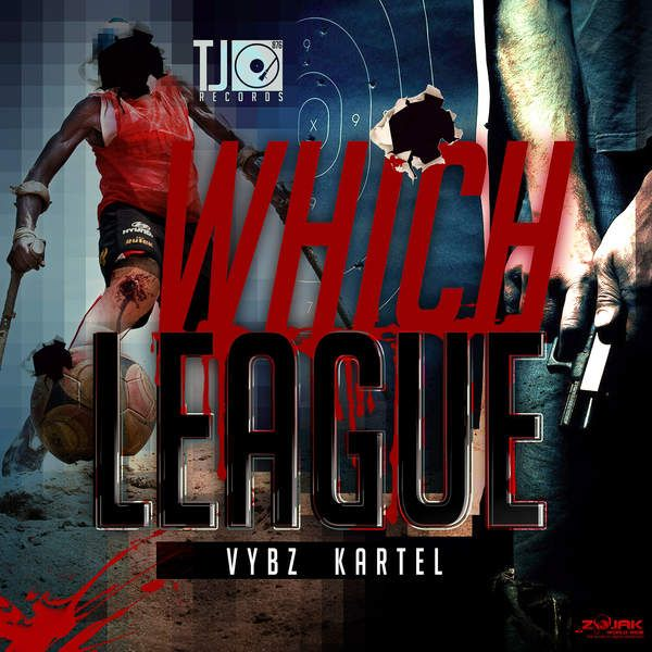 Vybz Kartel - Which League (TJ Records)  #Alkalinediss #Mavadodiss #TJRecords #VybzKartel #VybzKartel #WhichLeague