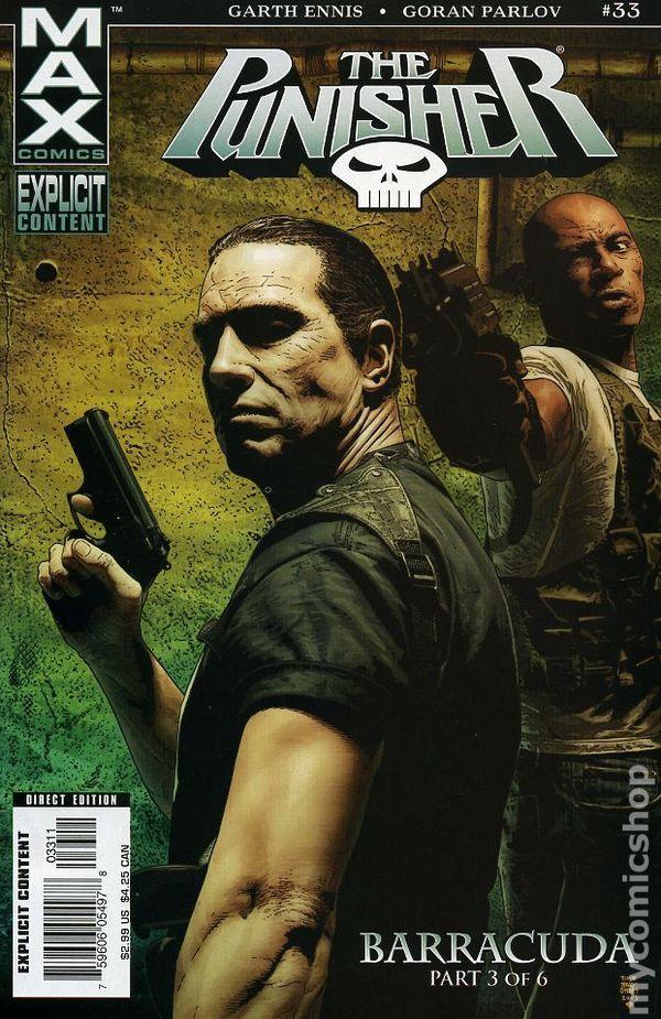 Punisher (2004 7th Series) Max 33