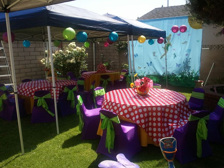 8 best Fairy Parties images on Pinterest Kids party rentals