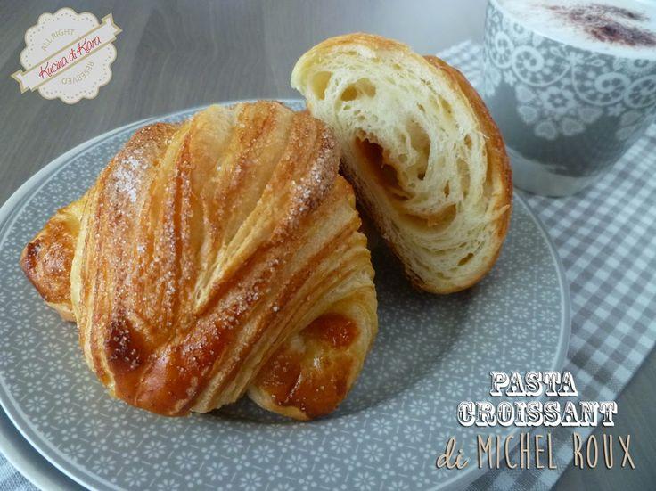 Pasta croissant di Michel Roux