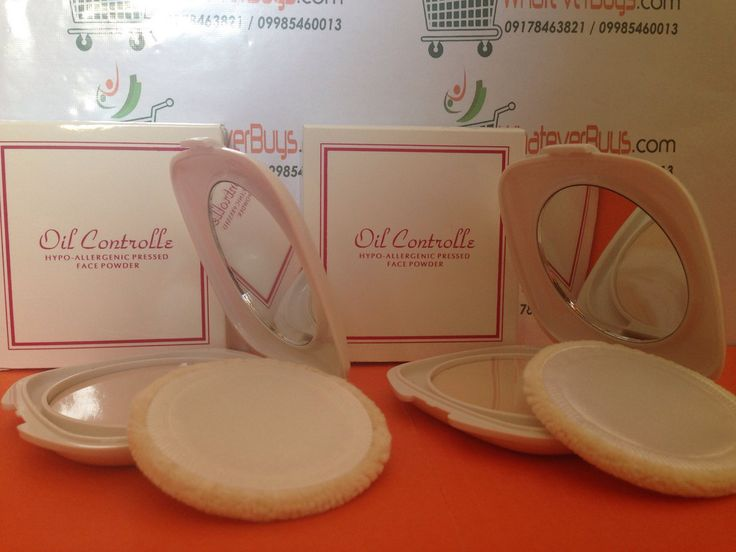 Oil Controlle Pressed Powder (Professional Skin Care Formula by Dr. Alvin)  available on WhateverBuys.com - FREE SHIPPING NATIONWIDE