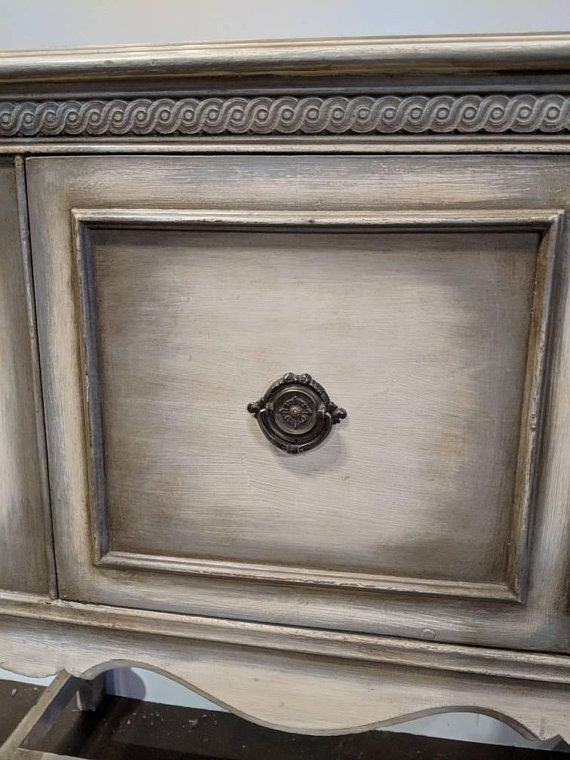 painted furniture buffet sideboard shabby chic furniture rh pinterest ca