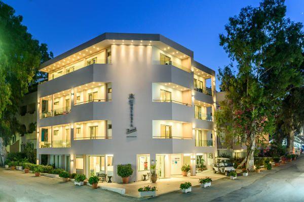 corissia beach hotel