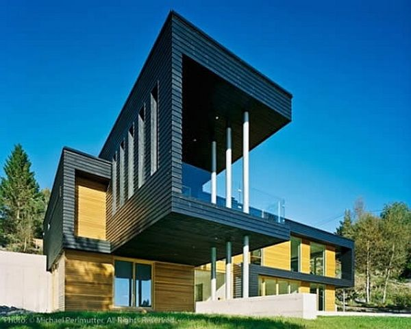 The 25+ best Scandinavian architecture ideas on Pinterest | Modern barn,  Minimal architecture and Concrete architecture