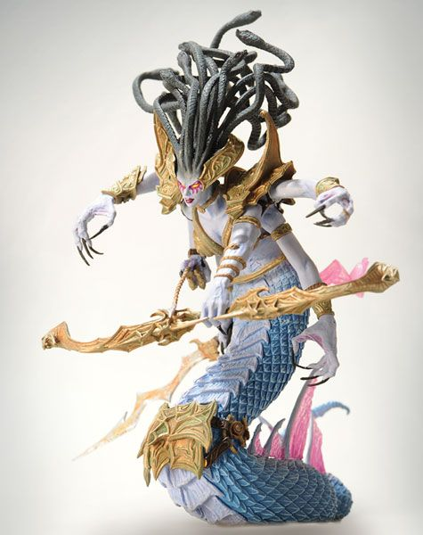 The Naga from Warcraft 3: The Frozen Throne
