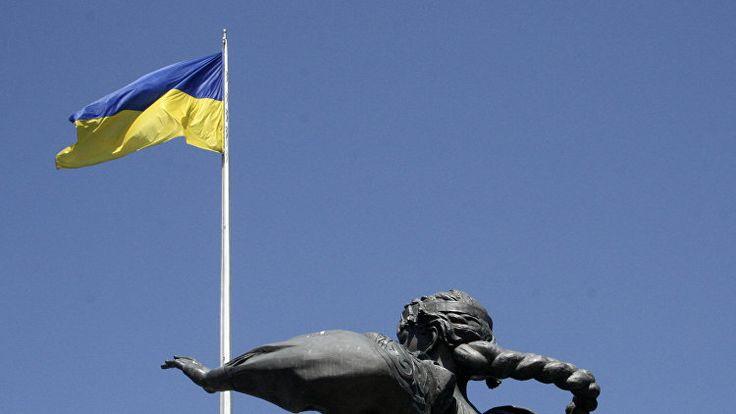 Россияне стали хуже относится к Украине, показал опрос | РИА Новости