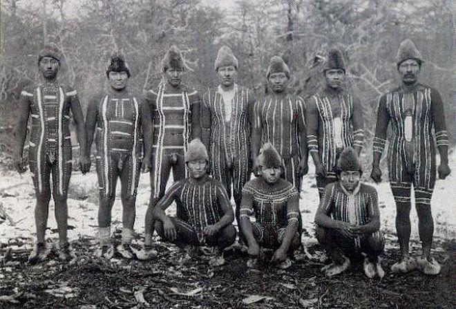 Sofía Medici - Language_Ona. Voces indígenas.