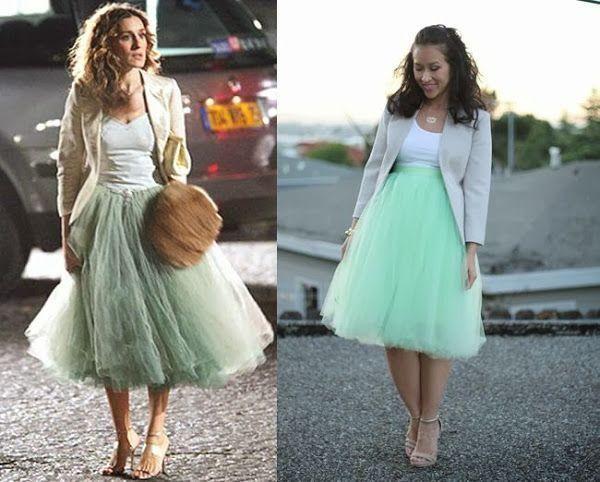 Falda de tul paso a paso. Están de moda, son súper estilosas y, gracias a este post, os mostramos cómo hacerlas en casa. ¿Te lo vas a perder?