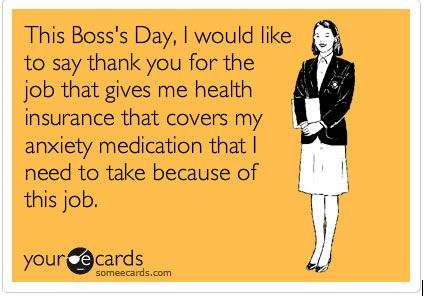 Happy Bosses Day Funnies