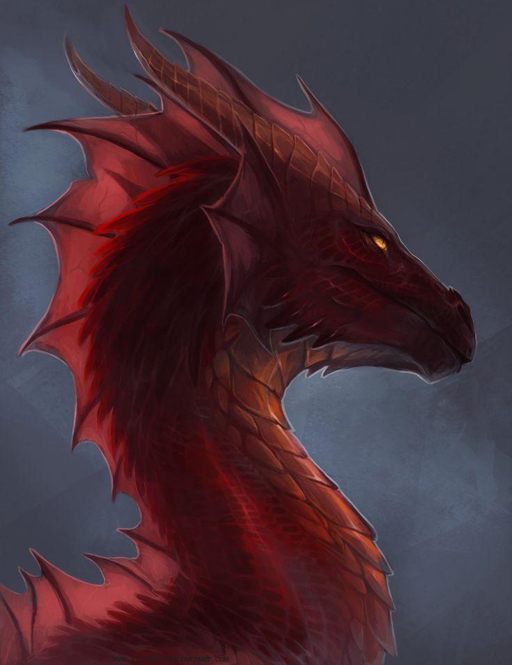 Dragon - Akulatraxas | Allagar on DeviantArt
