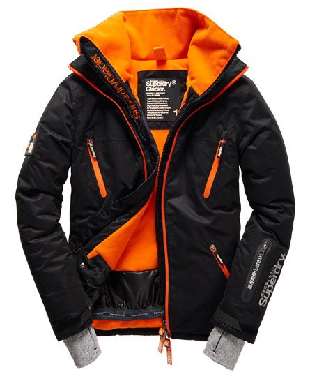 Superdry Glacier Jacket. This is no doubt my most favorite jacket of all time. With free shipping to Canada this is tops of my Christmas wishes