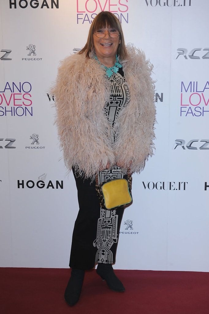 Hilary Alexander Photos: Duran Duran Dinner And Concert - Milan Fashion Week Womenswear Autumn/Winter 2011