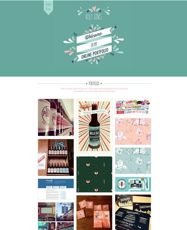 219 best Web Designs \ Inspiration images on Pinterest Web - free resume website builder