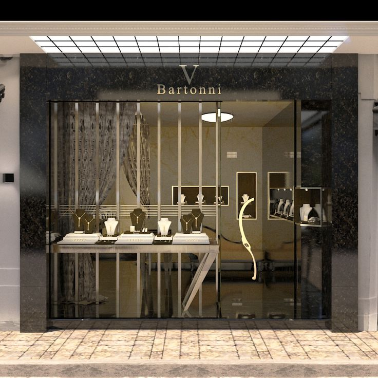 """Jewellery store design - Jewellery retail store """" BARTONNI """" Join us on www.petkos.com and we""""ll design your future store in a unique style! We design and construct jewellery stores and display booths , with every attention to detail, feature unique designs , to fit harmoniously in any boutique's environment and incarnate your jewels. Choose the ones that meet your functional needs and aesthetic demands , or send us a quote to help you design your next store in style."""