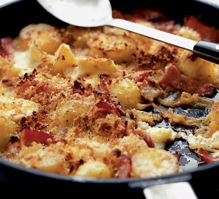 This rich and luxurious potato dish straight out of the French Alps makes an indulgent supper for two
