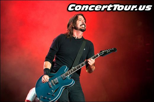 Foo Fighters Have Fans In Uproar with 2015 Tour Dates : While It's only been about four years since Dave Grohl fans have had to wait for ....