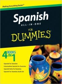 Spanish All-in-One For Dummies Pdf Download e-Book
