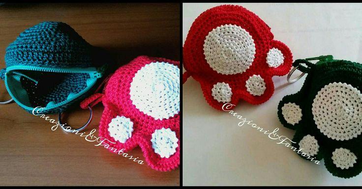 #handmade #uncinetto #crochet #portachiavi #creazioniefantasia #fattoamano #zampina #animals #fattoamanoconamore #madeinitaly #artigianato #artigianatoitaliano #handmadewithlove #accessori #handmadepassion #keychains #keychain #madeinfacebook #lemaddine #astuccio