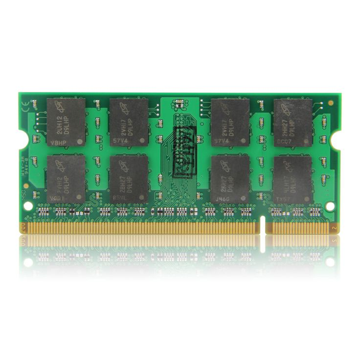 Memory Ram DDR2 800Mhz 1GB 2GB for Laptop Notebook Sodimm Memoria rams Compatible with DDR 2 800 MHz 667Mhz 533Mhz So-dimm