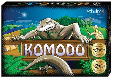 Komodo Species Survival Strategy Game - 987