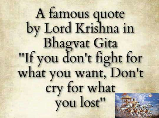 Lord Krishna Quotes Best 25 Krishna Quotes Ideas On Pinterest  Try Again Quotes