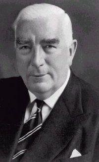 Robert Menzies, Prime Minister of Australia 1939 - 1963