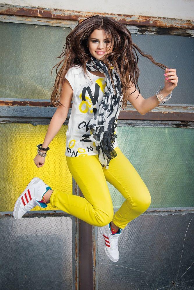 Selena Gomez's Sexy New Photoshoot for Adidas NEO Campaign
