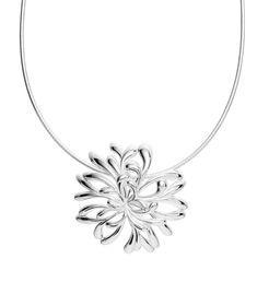 Carina Blomqvist / Lumoava - Dahlia (necklace) NordicJewel.com