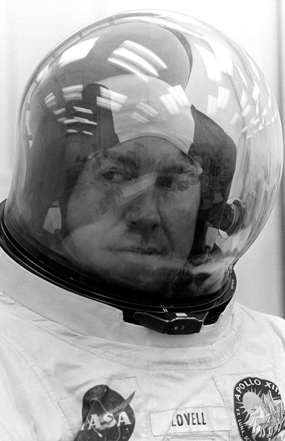 My Hero during Apollo: Jim Lovell