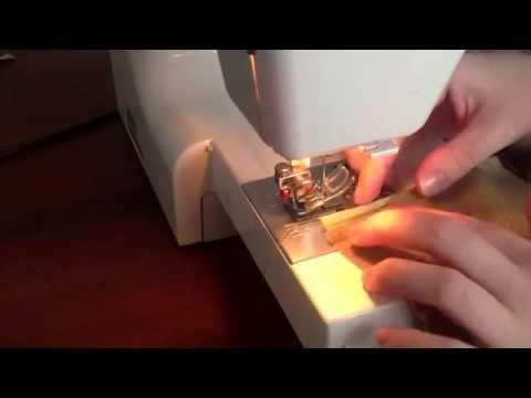 Как пришить косую бейку. 3 простых способа