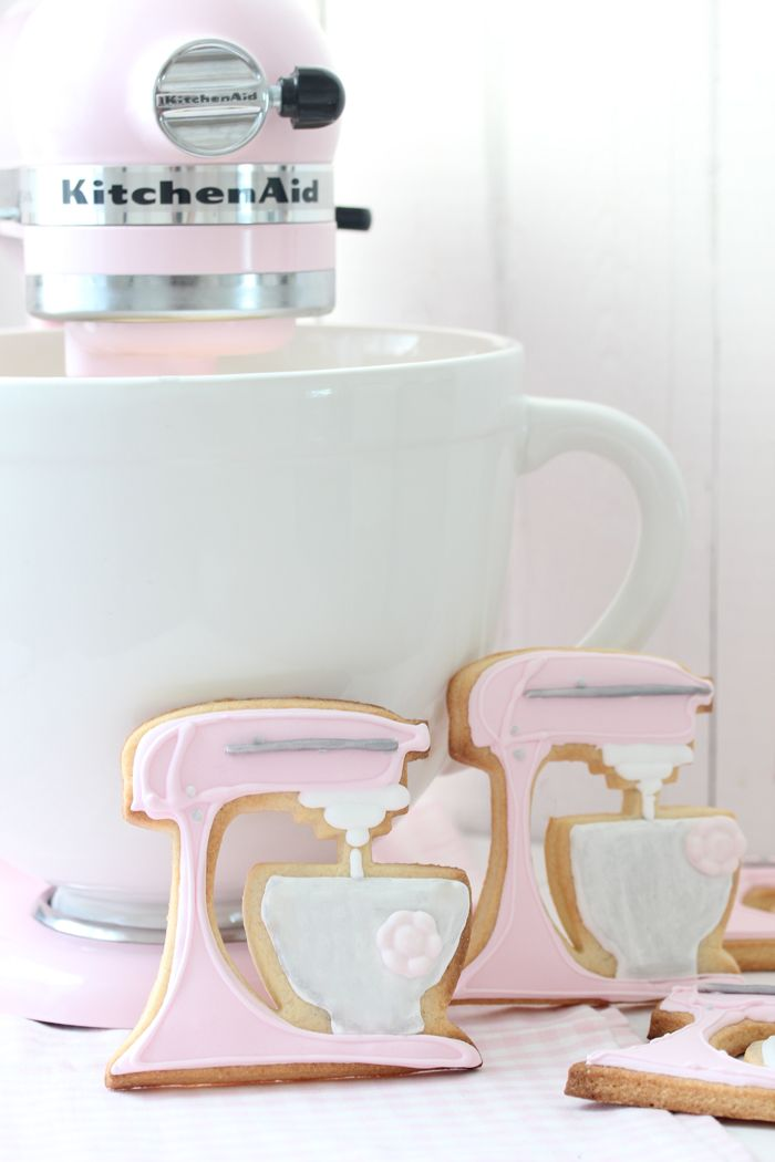 Lisbeths Cupcakes KitchenAid Cookies