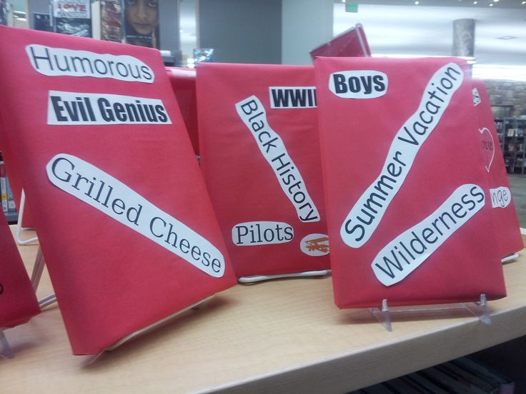 Howard County libraries celebrate Valentine's Day with setting up blind book dates for their patrons
