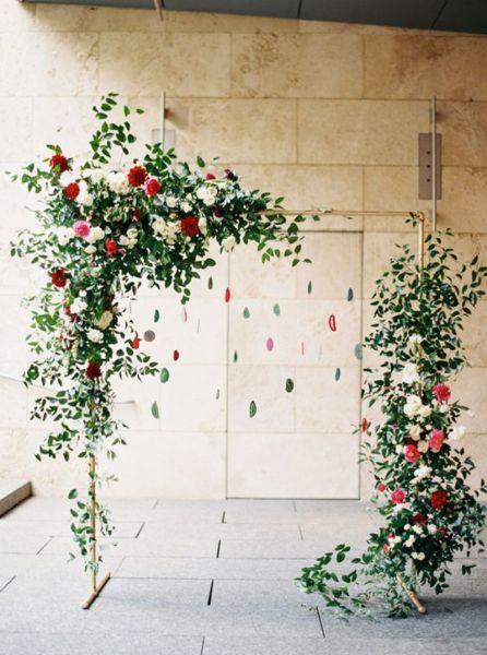 Un photocall pour votre mariage : les fonds les plus canons ! Image: 0