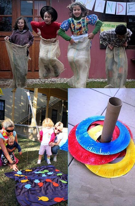 Brincadeiras de festa junina - brincadeiras tradicionais