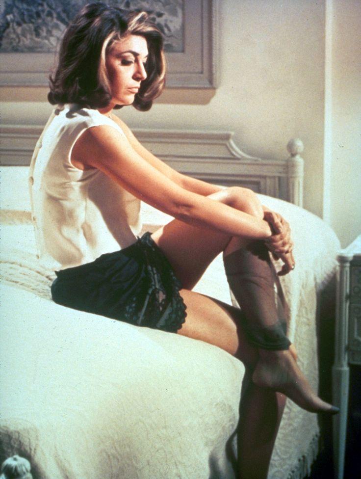 Anne Bancroft in The Graduate, 1967