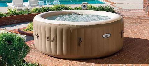 Whirlpool outdoor aufblasbar  De 25+ bedste idéer inden for Whirlpool outdoor aufblasbar på ...